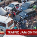 Why traffic jam is on the rise in most parts of Kampala