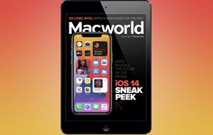 Macworld's August digital magazine: iOS 14 Sneak Peek