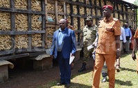 Karamoja receives over 286.2 metric tonnes of maize grain
