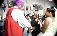 A wedding reception is a luxury- Archbishop Ntagali