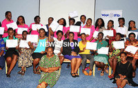 Women in News training programme launched in Uganda