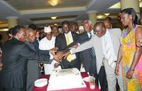 1000 Nigerians visit Uganda annually