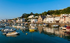 Jersey's financial services sector declined £700m: report