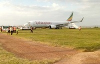 Flights resume at Entebbe after over 10 hours of delay