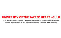 University of the scared heart notice