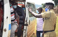 COVID-19: Drivers, passengers arrested over masks
