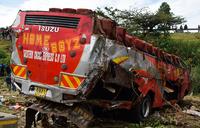 Kenya bus crash kills 51