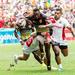Uganda loses to Japan, hopes for a miracle