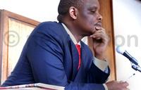 You are a greedy thief - lawyer tells Kasango