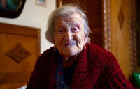 World's oldest person is an egg fanatic