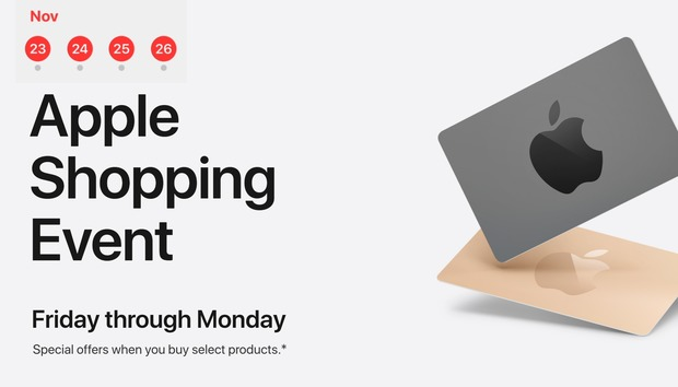 Six tips for getting the most out of Apple's Black Friday-Cyber Monday shopping event