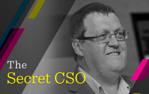 Secret CSO: Geraint Williams, GRC International