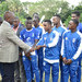 Masaza Cup champions Bulemeezi receive royal handshake for their feat