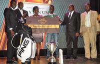Otile retains Uganda Golf Open title