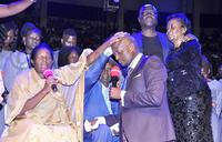 Bugingo's independence night at Namboole
