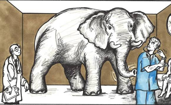 Mental health in Expatland:The elephant in the examination room begins to get noticed