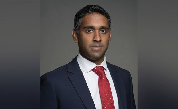 Jordan Sriharan of Thomas Miller Investment