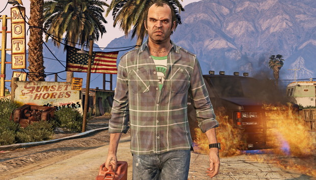 Grand Theft Auto V is free on the Epic Games Store this week
