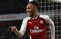 Aubameyang notable absentee from Africa Cup in Egypt