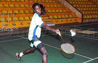 Badminton: Kasirye ready for the challenge