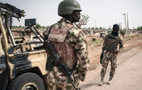 Boko Haram raids kill soldier in NE Nigeria