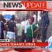 Sudhir's tenants protest rent