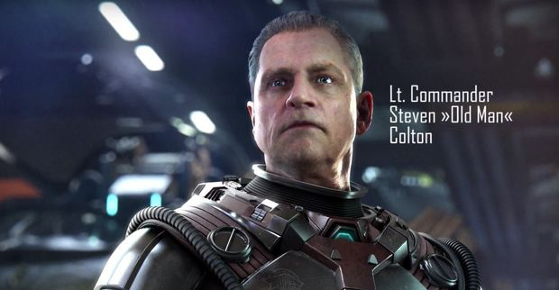 Mark Hamill Talks Squadron 42 Oh How Far We Ve Come Since Wing