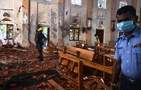 Sri Lanka president vows security shake-up over attacks