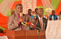 Bishop Lwere gets another term