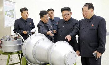 North korea nuclear 350x210