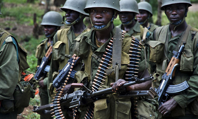Zambian troops withdrawn from DRC villages- Kinshasa govt