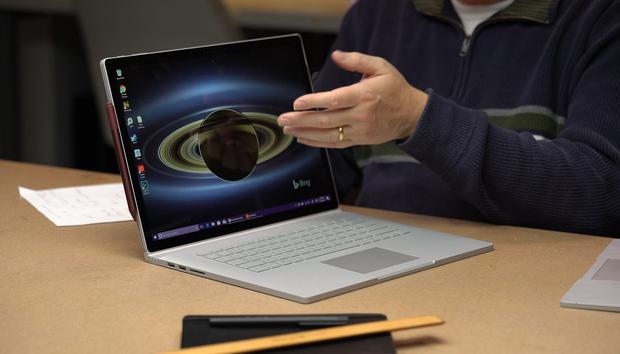 Surface Book 2 firmware fixes Nvidia GPU bug blocking Windows 10 upgrades
