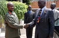 Museveni mourns Moi