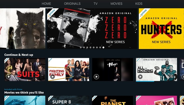 Amazon Prime Video is finally getting hip to viewer profiles