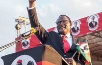 Malawi ruling party cries foul after presidential vote re-run