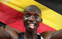 World record-setter Cheptegei flying in face of coronavirus