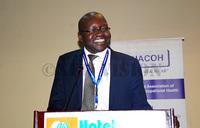 Dr. Idro elected president of Uganda Medical Association