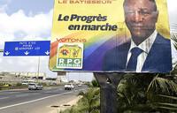 Guinea holds tense vote amid distrust