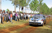 Lubega declared Kabalega Rally winner