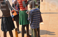 State of street children in Lira worrying