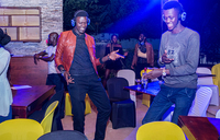 Evoke Night excites Kampala