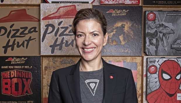 Meet the Pizza Hut MD putting digital on the menu