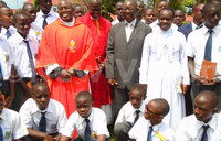 SMACK marks patron Saint's Day