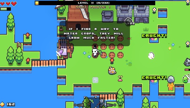 Forager review: Mindlessly mining the minutes away
