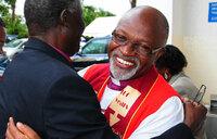 Freshly retired Bishop Niringiye urges President to follow suit
