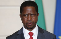 Zambia's president denies stifling opposition