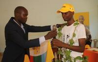Gen. Kayihura's boy plunges into politics