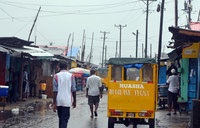 Infected Ebola patients flee after attack on clinic
