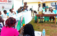 Wakiso parents tipped on children values