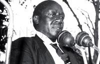 William Nadiope: The Kyabazinga who became Vice President